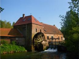 Le moulin de Lugy