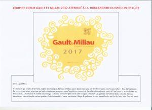 avis du Gault et Millau